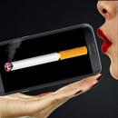 Smoke a cigarette in virtual simulator (PRANK) APK Android