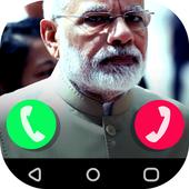 Own fake call (PRANK) icon