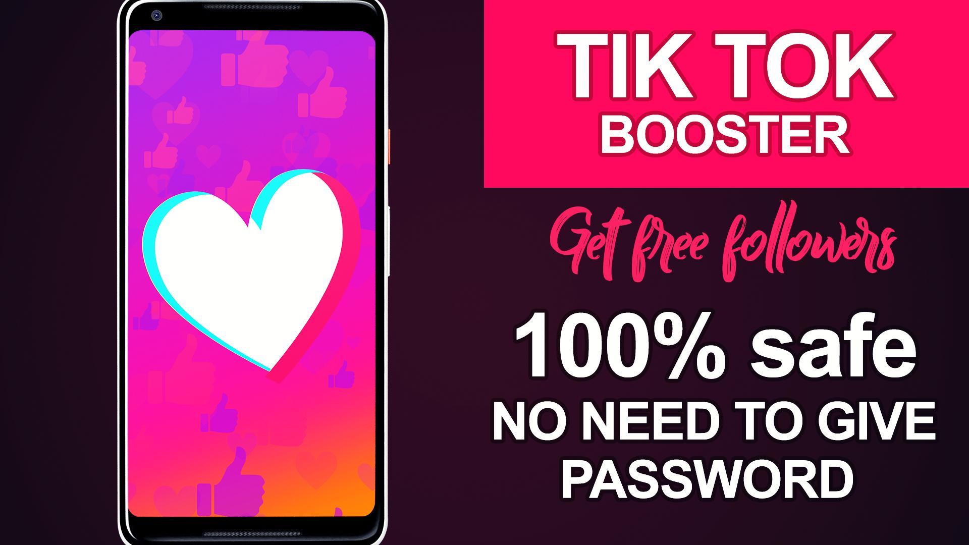 Booster Untuk Tiktok For Android Apk Download