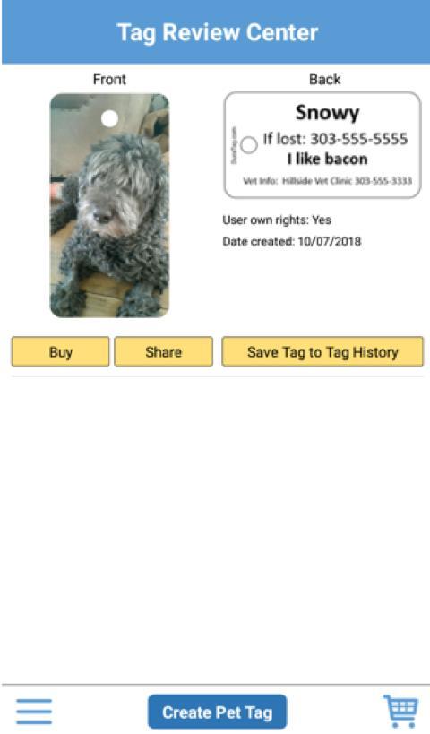 Sir Bentley Bones - Color Pet Tag Maker for Android - APK