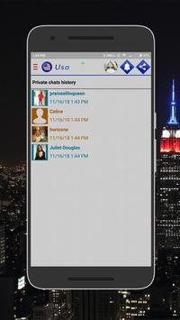 Chat Usa screenshot 3
