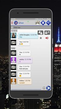Chat Usa screenshot 14