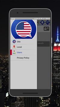 Chat Usa screenshot 17