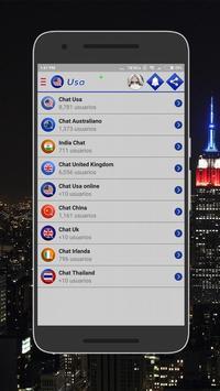 Chat Usa screenshot 1