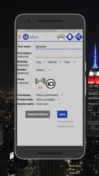 Chat Usa screenshot 6