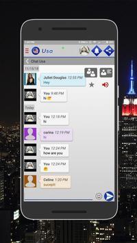 Chat Usa screenshot 8