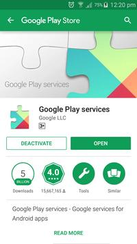update play store services apk download
