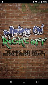 Write On, Right Off! poster