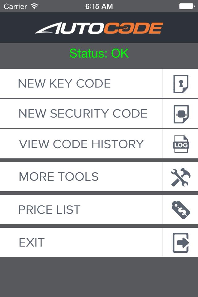 AutoCode - VIN to Key Code for Android - APK Download
