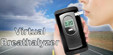 Virtual breathalyzer (prank)