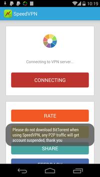 SpeedVPN screenshot 3