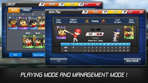 Baseball Star screenshot 1