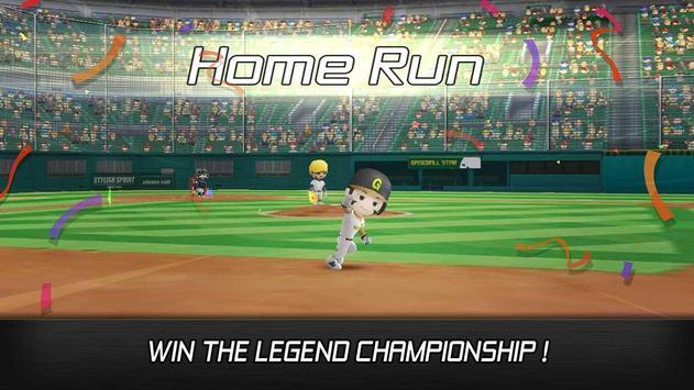 Baseball Star imagem de tela 3