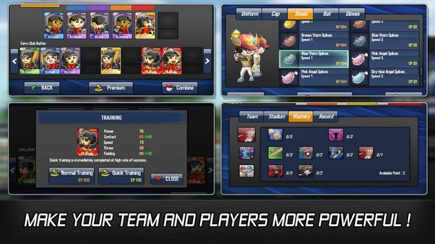 Baseball Star screenshot 4