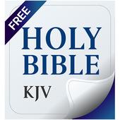 Holy Bible - King James Version - (KJV BIBLE) Free アイコン
