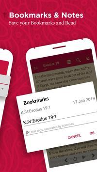 Holy Bible - King James Version - (KJV BIBLE) Free スクリーンショット 4