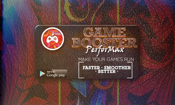 Game Booster PerforMAX screenshot 10