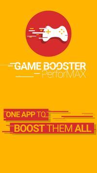 Game Booster PerforMAX screenshot 4