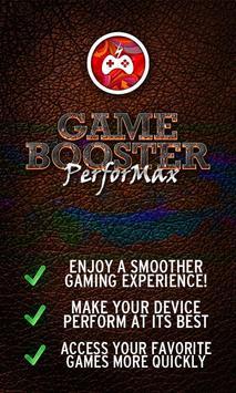 Game Booster PerforMAX screenshot 5