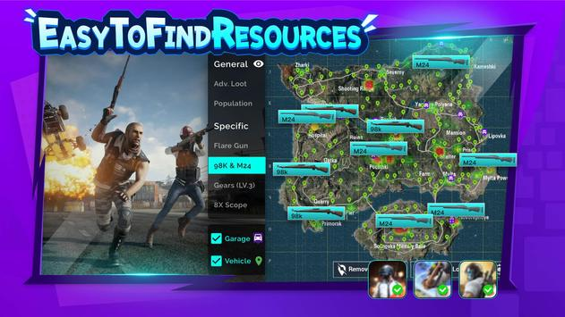 Bigfoot - FREE in-game assistant for mobile player screenshot 4