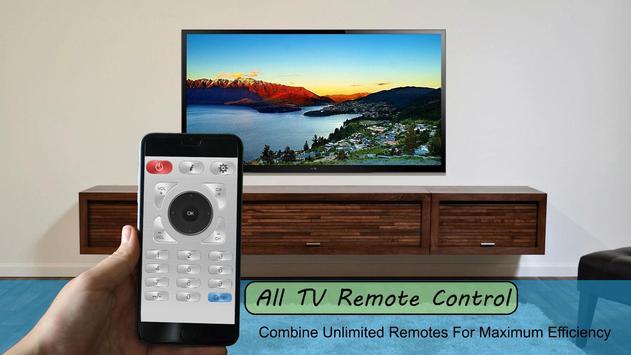 Universal TV Remote Control - Remote TV for All screenshot 3