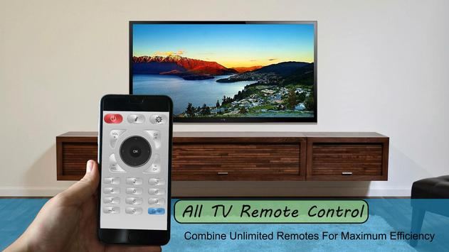 Universal TV Remote Control - Remote TV for All poster