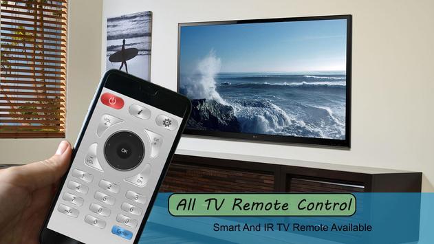 Universal TV Remote Control - Remote TV for All screenshot 1