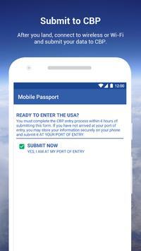 Mobile Passport screenshot 3