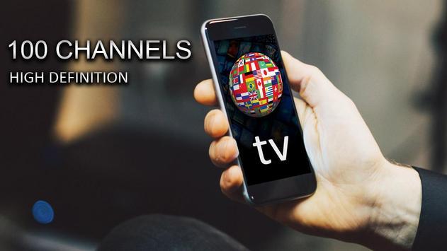 Tv in Spanish poster