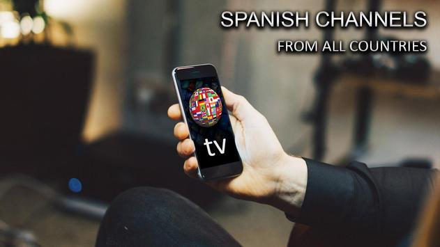 Tv in Spanish screenshot 1