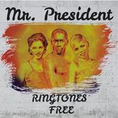 Mr President ringtones free icon