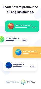 ELSA Speak: Online English Speaking App for mobile screenshot 4