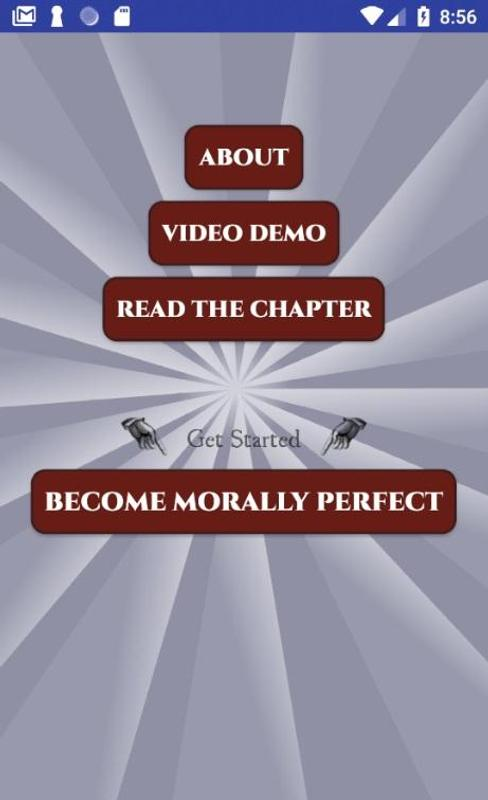 ben franklin moral perfection