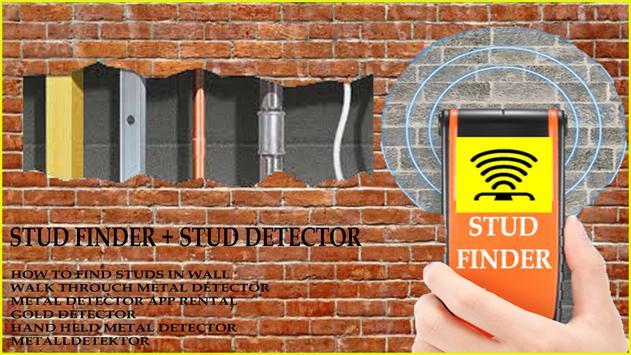Stud Finder poster