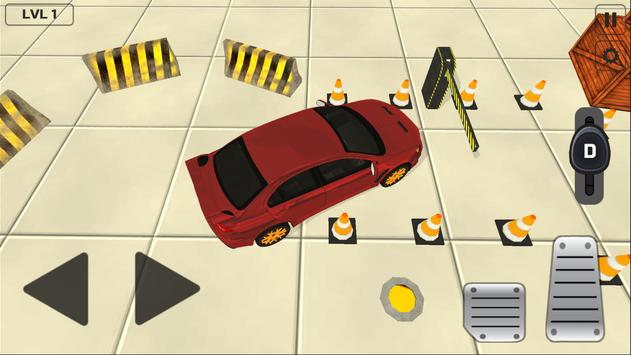Modern Car Parking 3 : Driving School 2019 screenshot 4