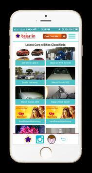 Classifieds Ad Posting App screenshot 2
