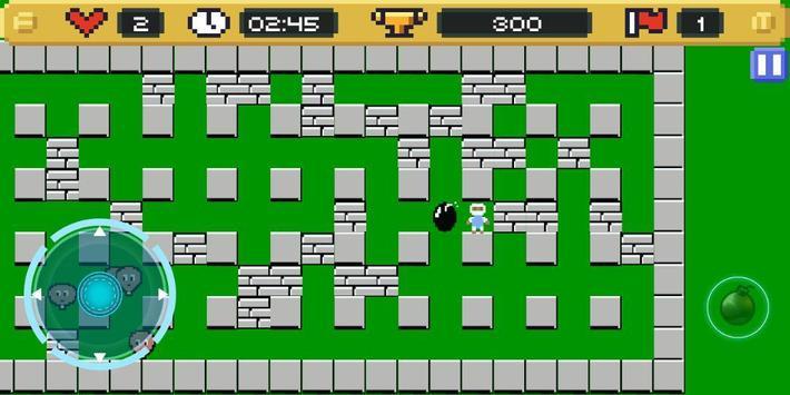 Bomber Hero screenshot 1