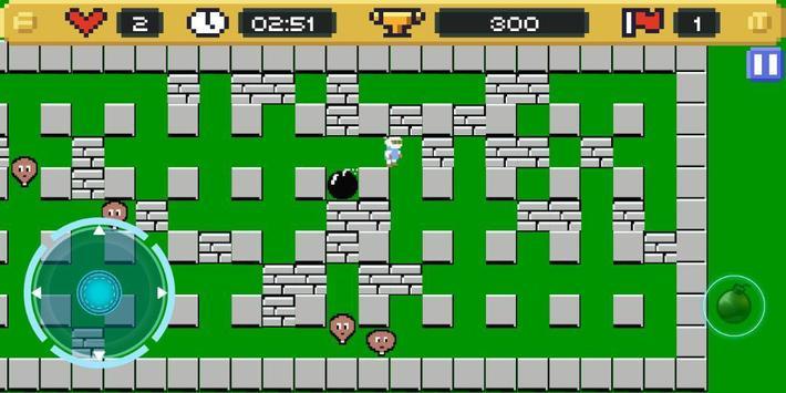 Bomber Hero screenshot 2