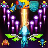 Galaga Shooter : Fighter Super Attack icon