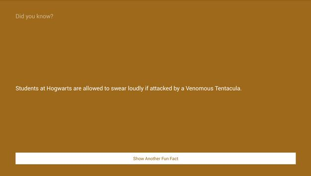 Fun Facts screenshot 2