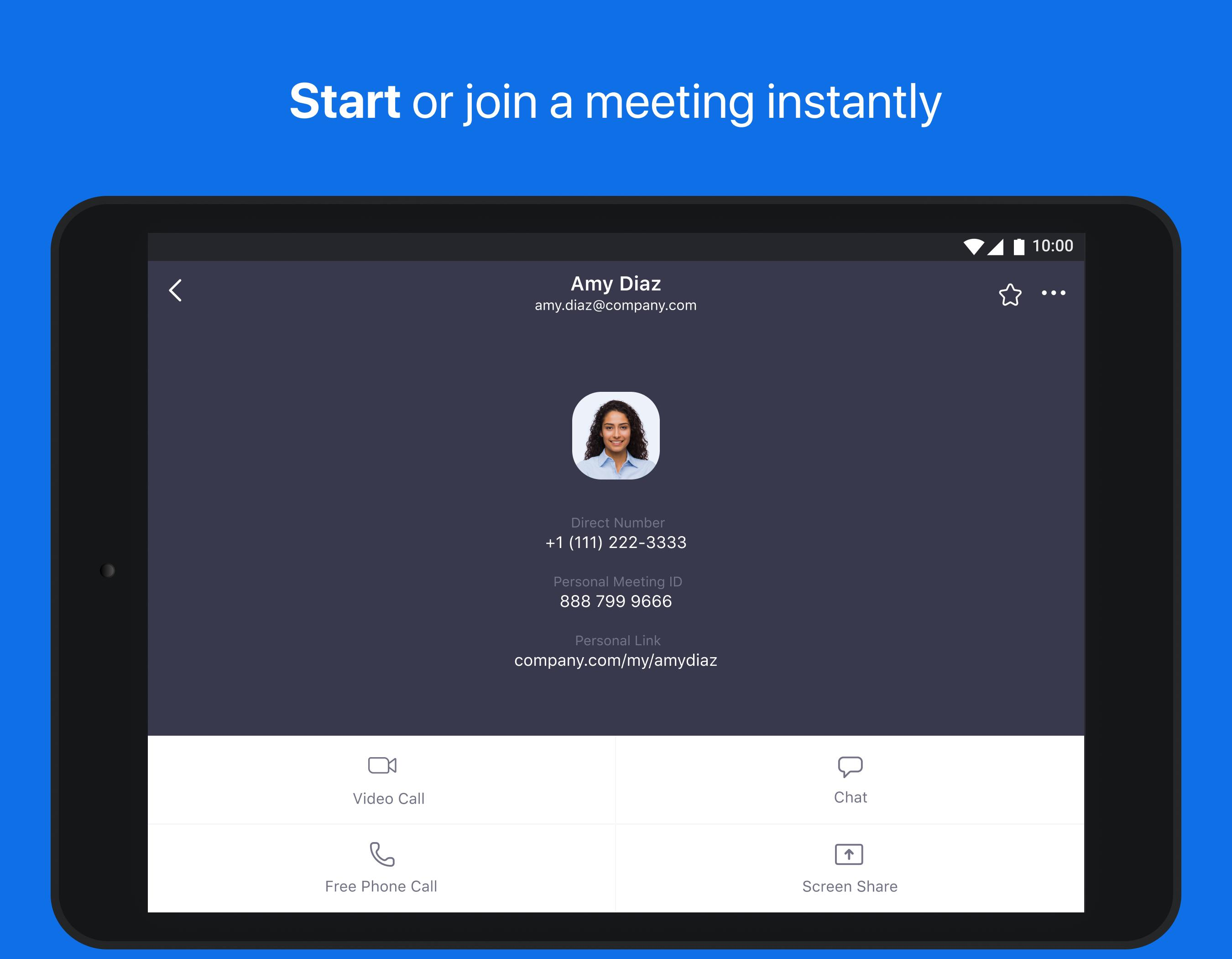 ZOOM Cloud Meetings for Android - APK Download