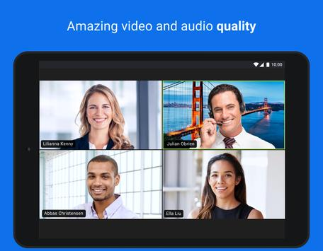 download ZOOM Cloud Meetings APK for Chromebook