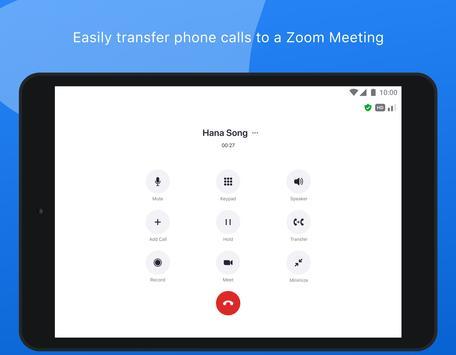 ZOOM Cloud Meetings screenshot 13