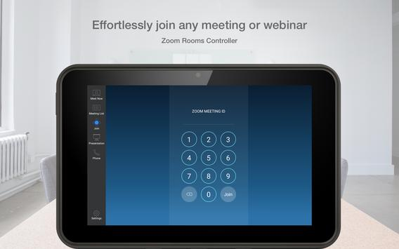 Zoom Rooms screenshot 3