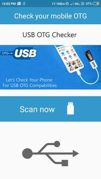 USB OTG Checker poster
