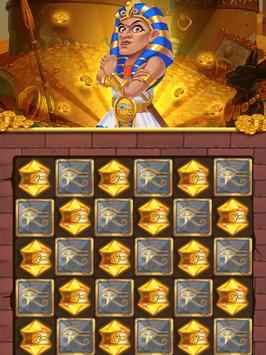 Egypt Puzzle Diamond screenshot 3