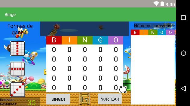 Bingo! poster