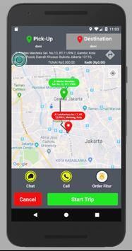 App-Jek Driver poster