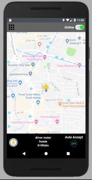 App-Jek Driver screenshot 2
