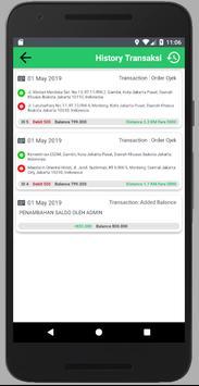 App-Jek Driver screenshot 3